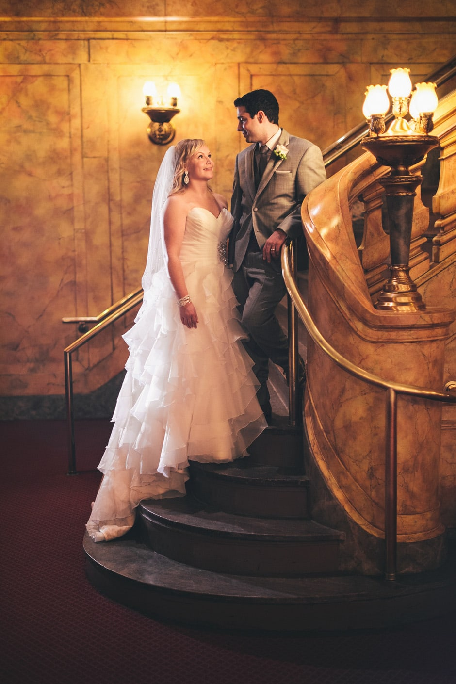 magda u0026 jason wedding elgin u0026 winter garden theatre atlantis