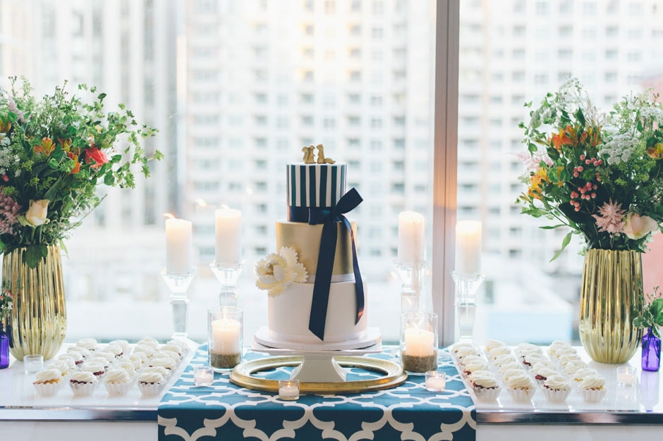 Downtown Toronto Wedding at Malaparte