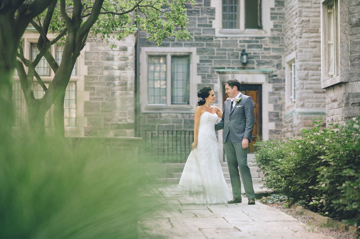 Evergreen Brickworks Wedding