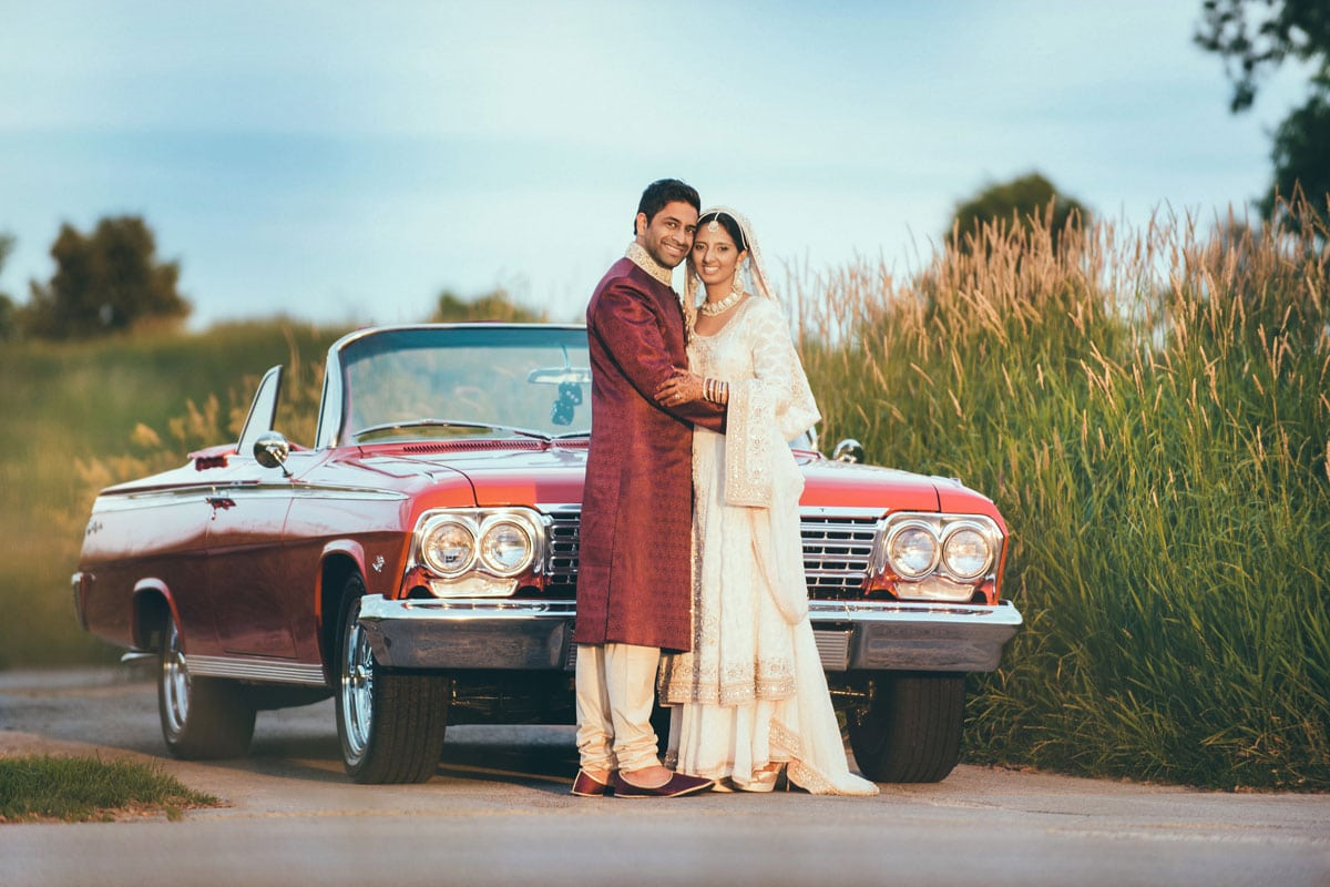 A Nikah Ceremony at Rattlesnake Point Golf Club in Milton