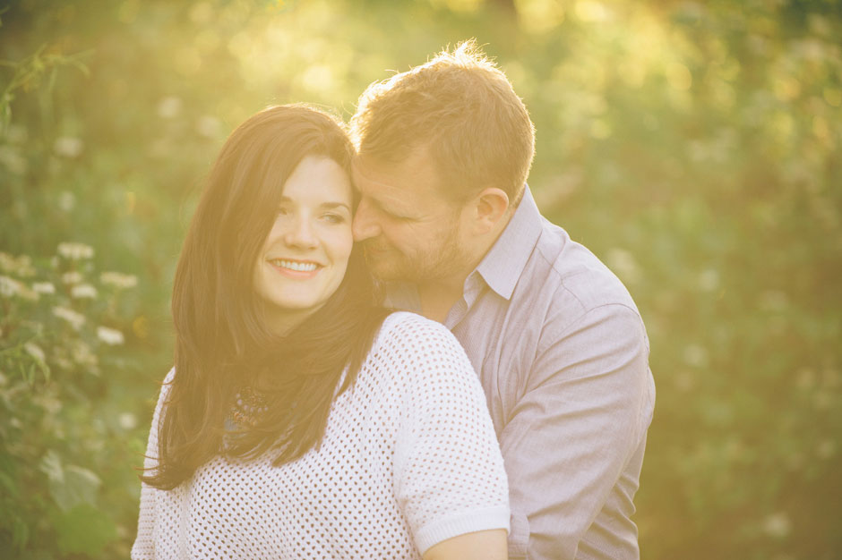 Scarborough Bluffs Engagement Photos