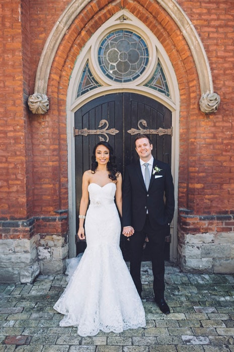 Berkeley Church Toronto Wedding