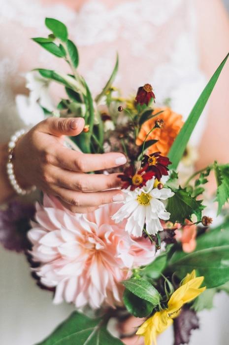 garden party chic toronto wedding 022