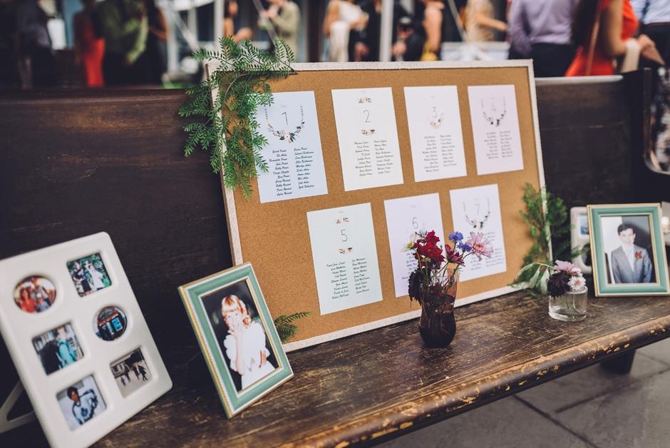 garden party chic toronto wedding 041