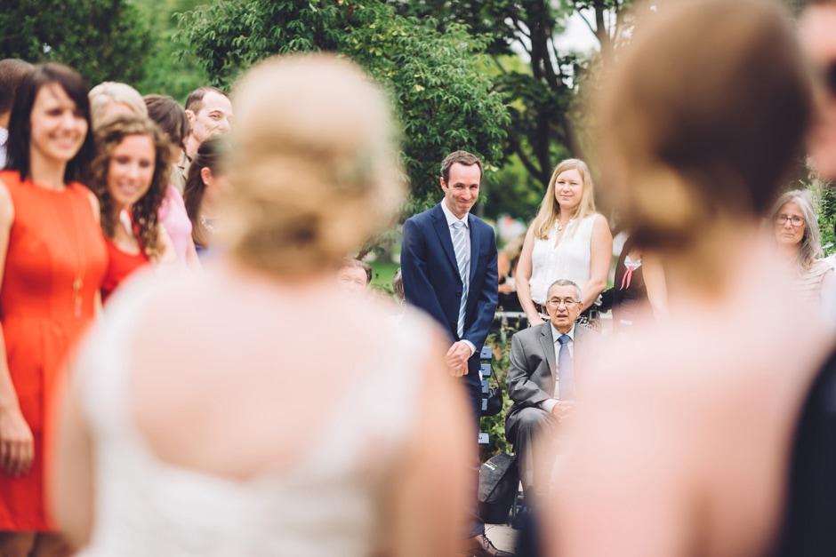 garden party chic toronto wedding 045