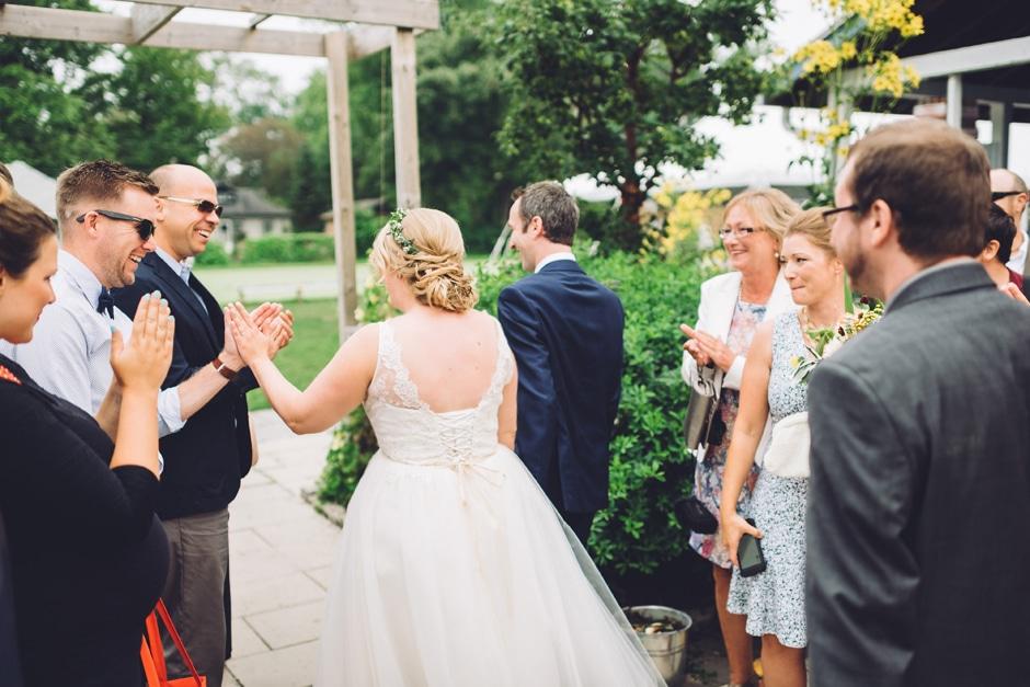 garden party chic toronto wedding 057
