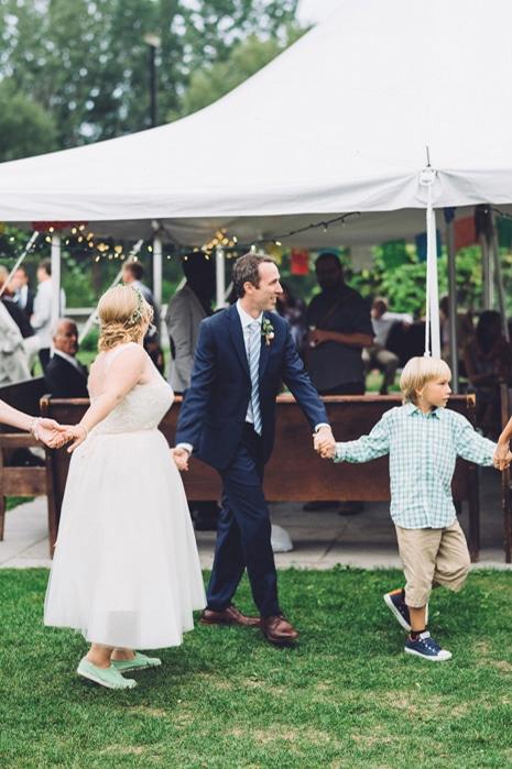 garden party chic toronto wedding 067
