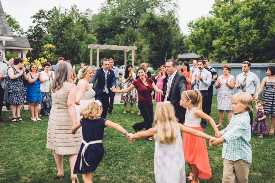 garden party chic toronto wedding 068