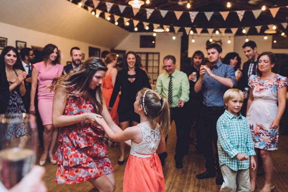 garden party chic toronto wedding 114