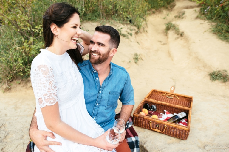 Dundas Point Engagement | Engagement Photos | Wedding Photographer