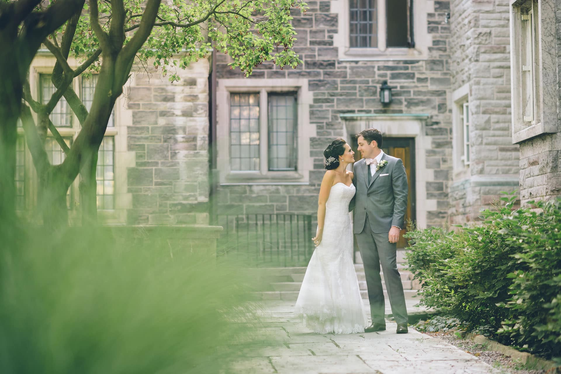 Evergreen Brick Works Wedding | Wedding Photographer Toronto | Creative Wedding Photography